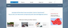 Website realizat prin portalul SEAP