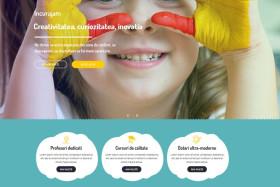 Site prezentare AfterSchool