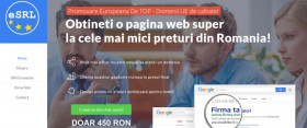 Site Agentie Marketing Online
