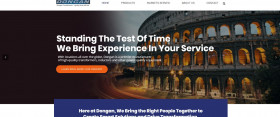 Corporate Website – Multilingual Web Design