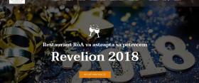 Restaurant Roa – Site de prezentare