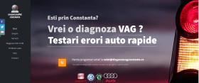 Landing page: Diagnoza Vag COM