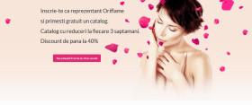 Site Promovare Oriflame